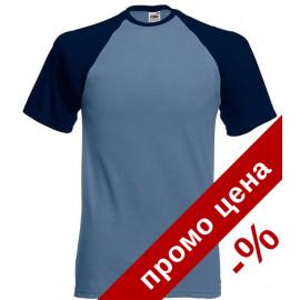 Мъжка тениска в два цвята