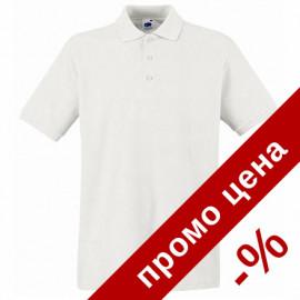 Мъжка поло блуза/риза с къс ръкав и яка