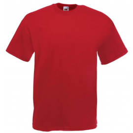 Червени тениски