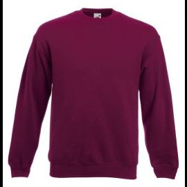 Мъжка ватена блуза/Пуловер с ластик на ръкавите и кръста