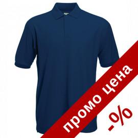 Мъжка поло блуза/риза с къс ръкав