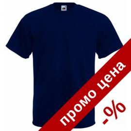 Тъмно синя тениска