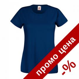 Дамска тениска 100% памук
