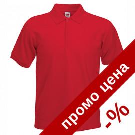 Вталена мъжка поло блуза
